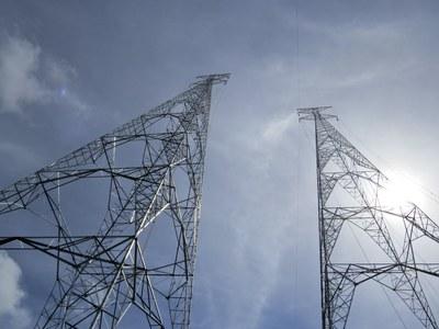 Torres de transmissão